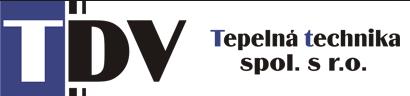 TDV - Tepelná technika